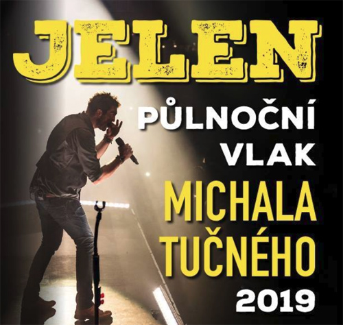 13.11.2019 - JELEN: Půlnoční vlak Michala Tučného / Olomouc