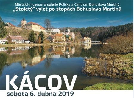 06.04.2019 - Stoletý výlet po stopách Bohuslava Martinů - Kácov