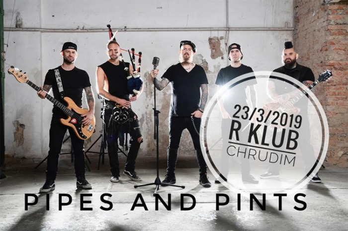 23.03.2019 - Pipes and Pints - Koncert / Chrudim