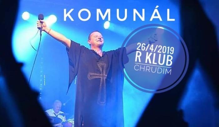 Kapela Komunál - Koncert / Chrudim