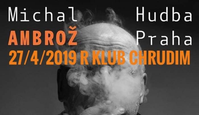 Michal Ambrož & Hudba Praha - Koncert / Chrudim