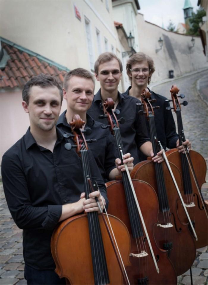 20.03.2019 - Souznění: Prague Cello Quartet / Hlinsko