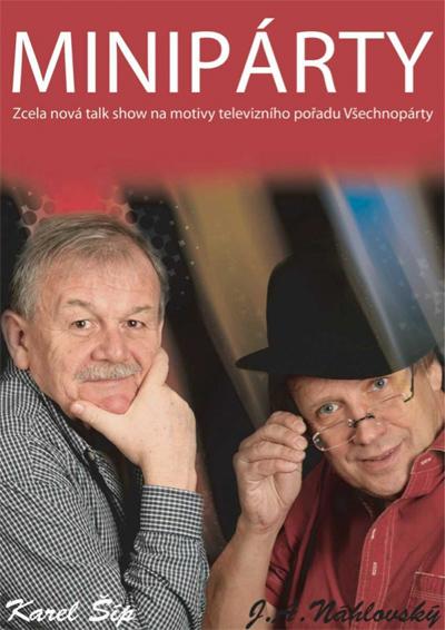 18.04.2019 - Minipárty s Karlem Šípem / Hlinsko