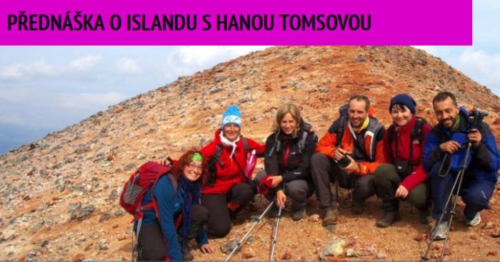 Hana Tomsová - Island / Kolín