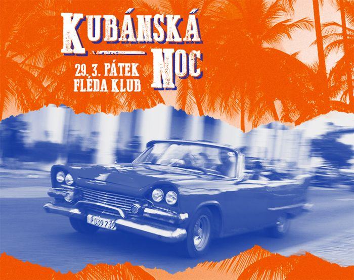 Kubánská noc - Brno