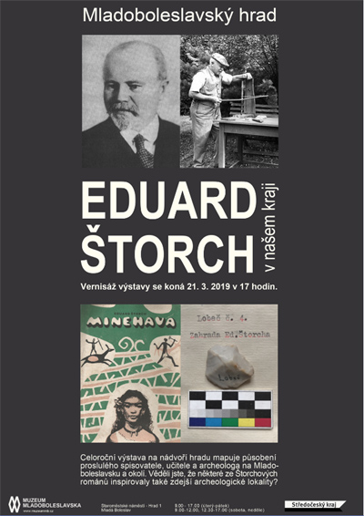 21.03.2019 - Eduard Štorch v našem kraji - Mladá Boleslav