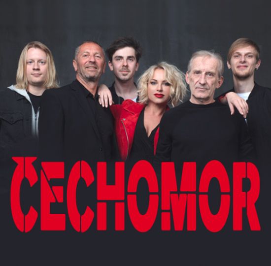 Čechomor - Kooperativa Tour 2019 / Olomouc