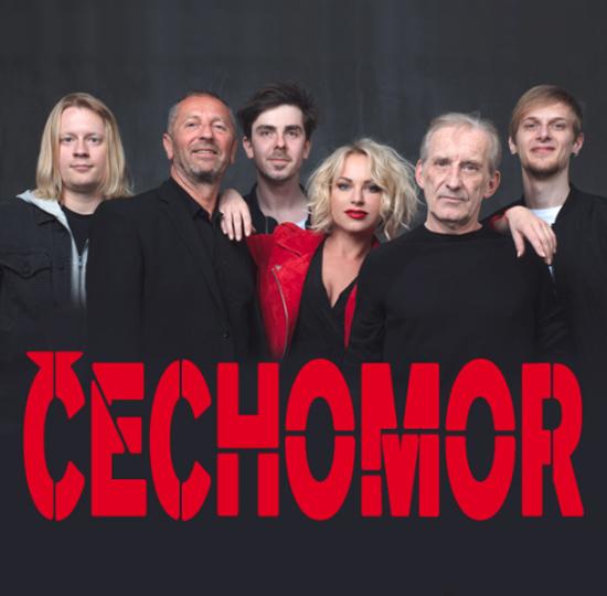 Čechomor - Kooperativa Tour 2019 / Pardubice