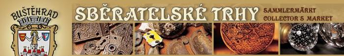 Sběratelské trhy Antik - Buštěhrad