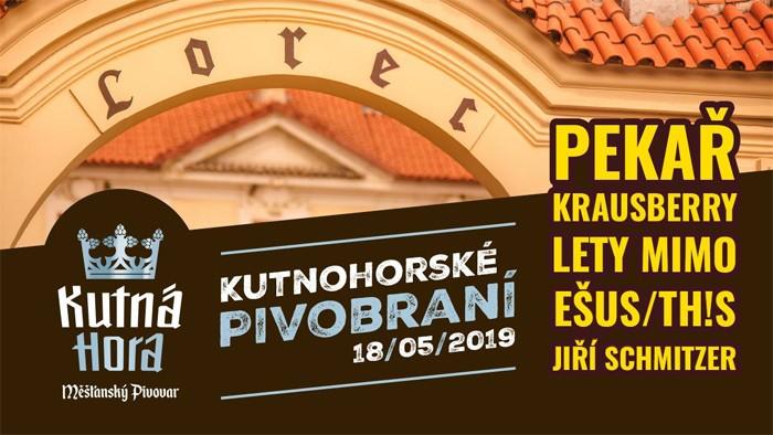 18.05.2019 - KUTNOHORSKÉ PIVOBRANÍ