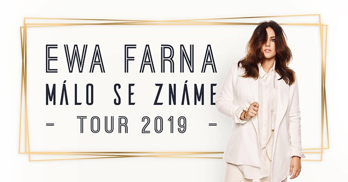 Ewa Farna: Málo se známe Tour 2019 / Hradec Králové