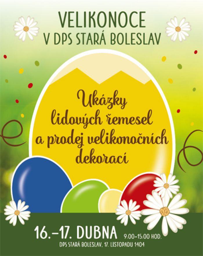 16.04.2019 - Velikonoce 2019 - DPS Stará Boleslav