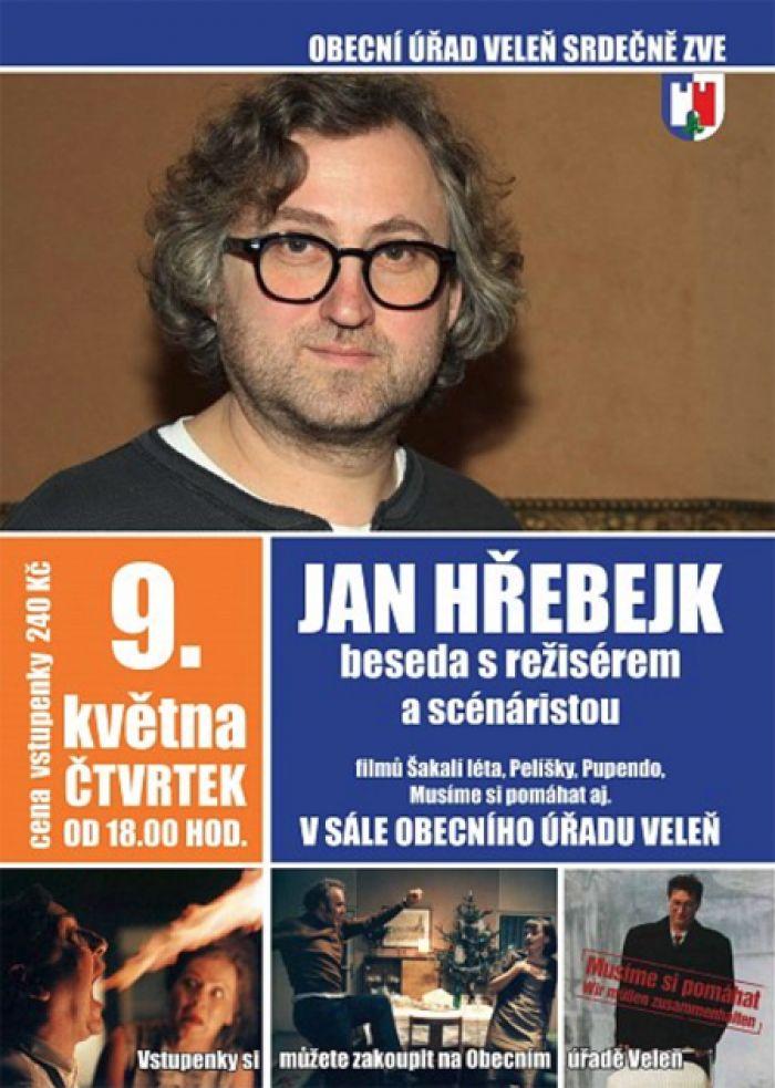 Jan Hřebejk - Beseda / Veleň