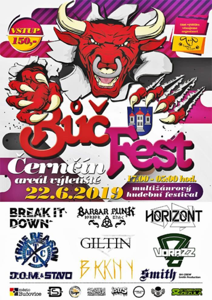 22.06.2019 - BůčFest 2019 - Černčín
