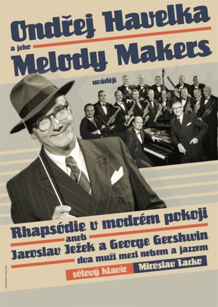 17.04.2019 - Ondřej Havelka a Melody Makers - Ústí nad Labem