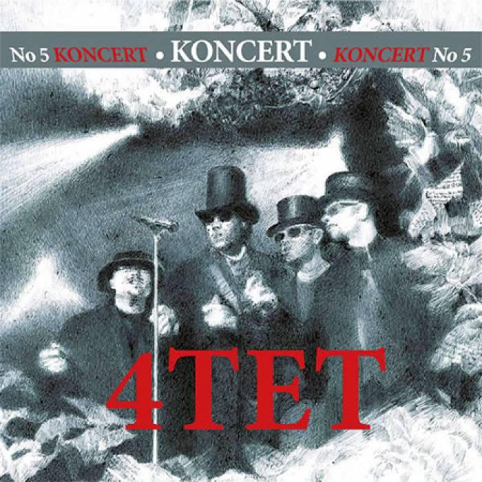 09.05.2019 - 4TET verze V. - Koncert / Kralovice