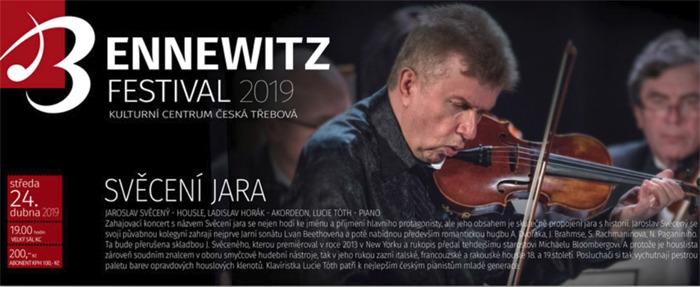 24.04.2019 - BENNEWITZ: Svěcení jara - Festival / Česká Třebová