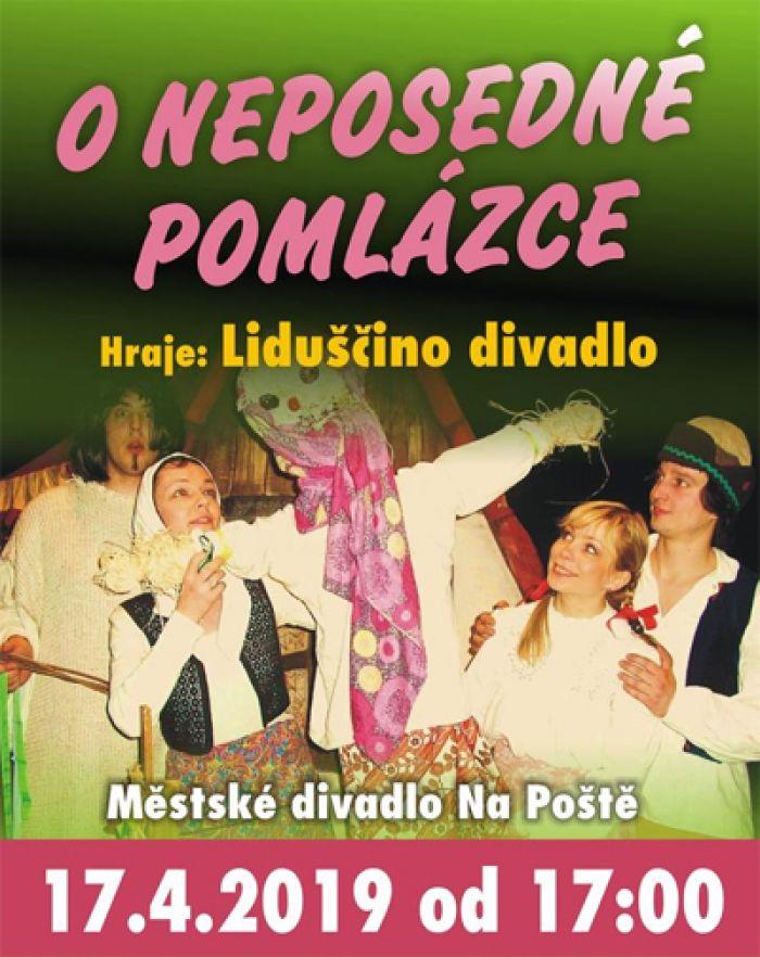 17.04.2019 - O neposedné pomlázce - Pro děti / Benešov
