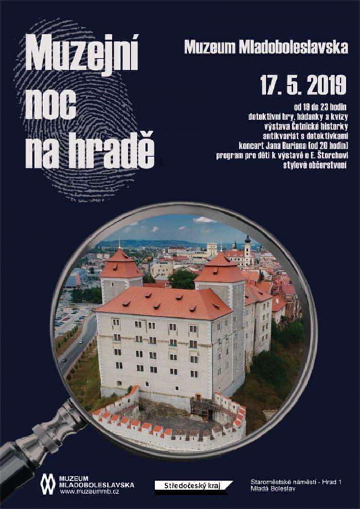 Muzejní noc na hradě / Mladá Boleslav