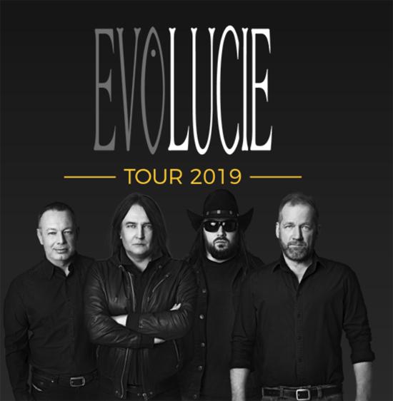 16.11.2019 - LUCIE: EVOLUCIE Tour 2019 - České Budějovice