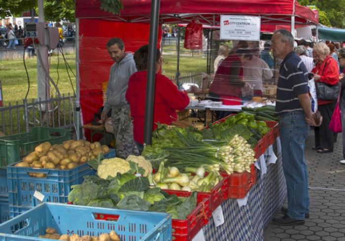 Farmářské trhy 2019 - Karlovy vary