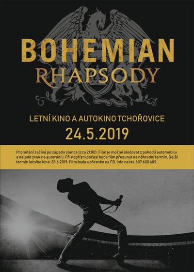 24.05.2019 - Bohemian Rhapsody - Kino / Tchořovice