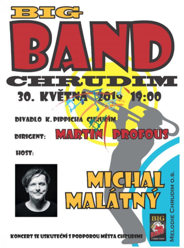 30.05.2019 - Big Band Chrudim & Michal Malátný / Chrudim