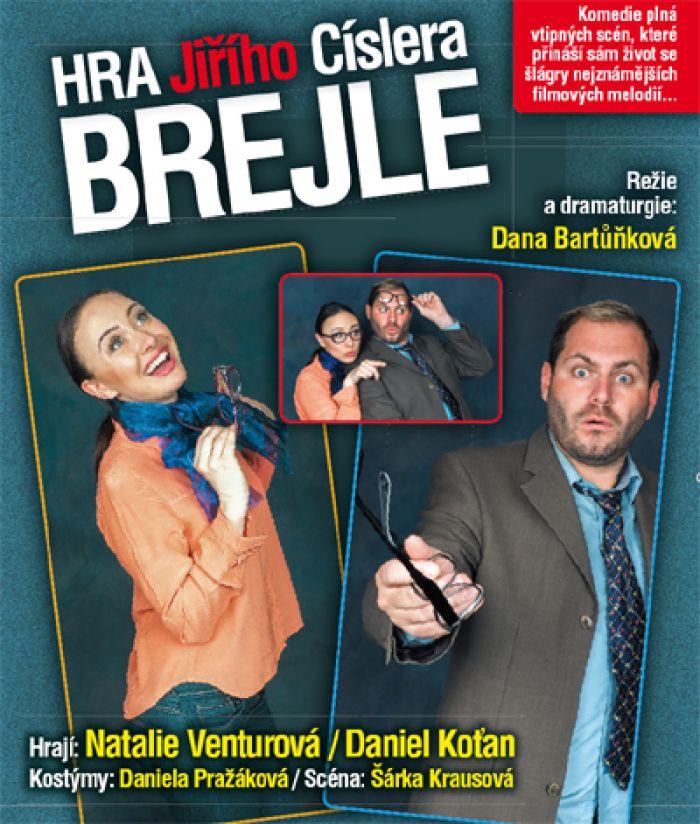 05.06.2019 - BREJLE - Divadlo / Chrudim