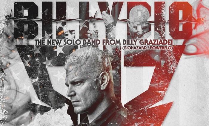 21.06.2019 - Billybio (USA) + Hellstrike , Crouch / Chrudim