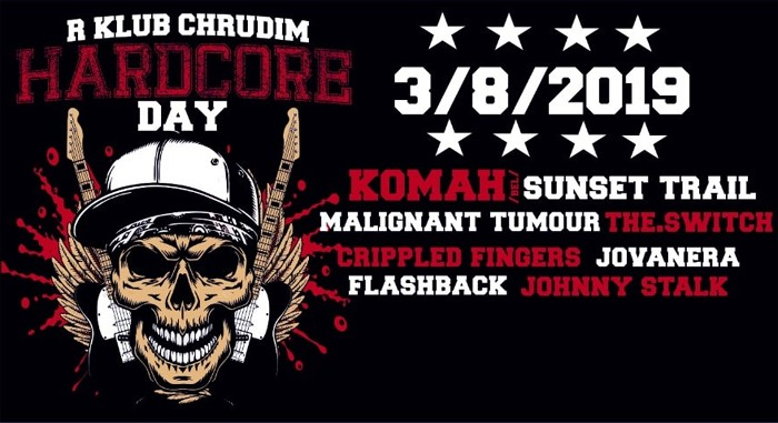 03.08.2019 - Hardcore Day Vol.2 / Chrudim
