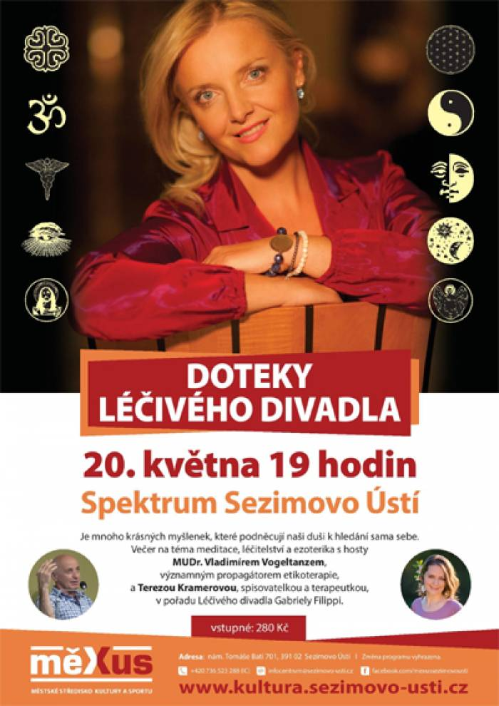 20.05.2019 - Doteky léčivého divadla - Sezimovo Ústí