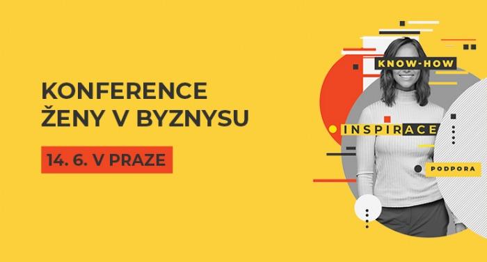 14.06.2019 - Konference Ženy v byznysu - Praha 2