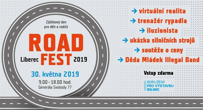 30.05.2019 - ROAD FEST - Liberec