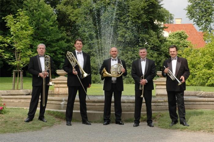 16.05.2019 - 508 Hudební večer - Prague Brass Ensemble / Česká Třebová