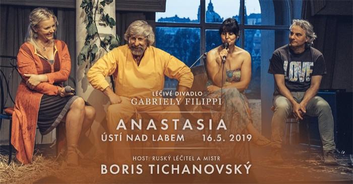 16.05.2019 - ANASTASIA - Divadlo / Ústí nad Labem