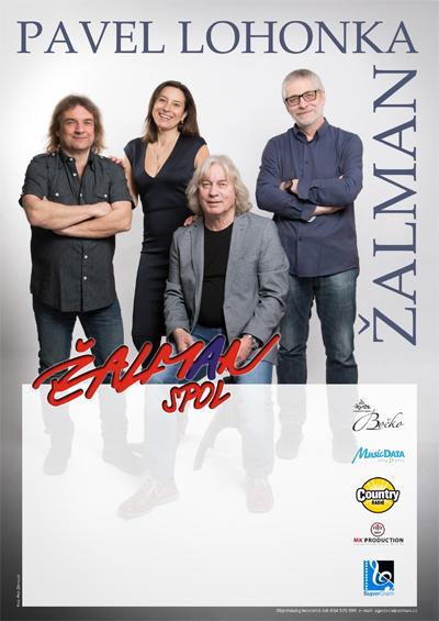 21.05.2019 - ŽALMAN & SPOL. - ÚSTECKÉ FOLKOVÉ JARO