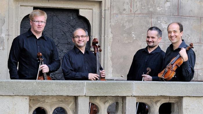 28.05.2019 - Kvarteto Apollon - Koncert / Kolín