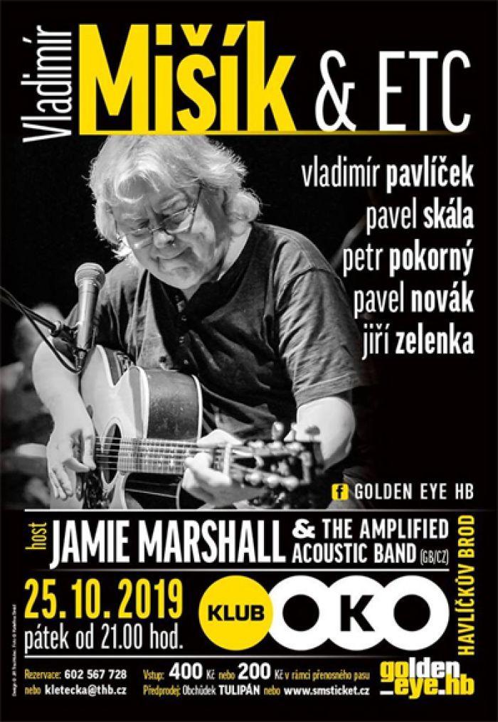 25.10.2019 - Vladimír Mišík & ETC  -  Havlíčkův Brod