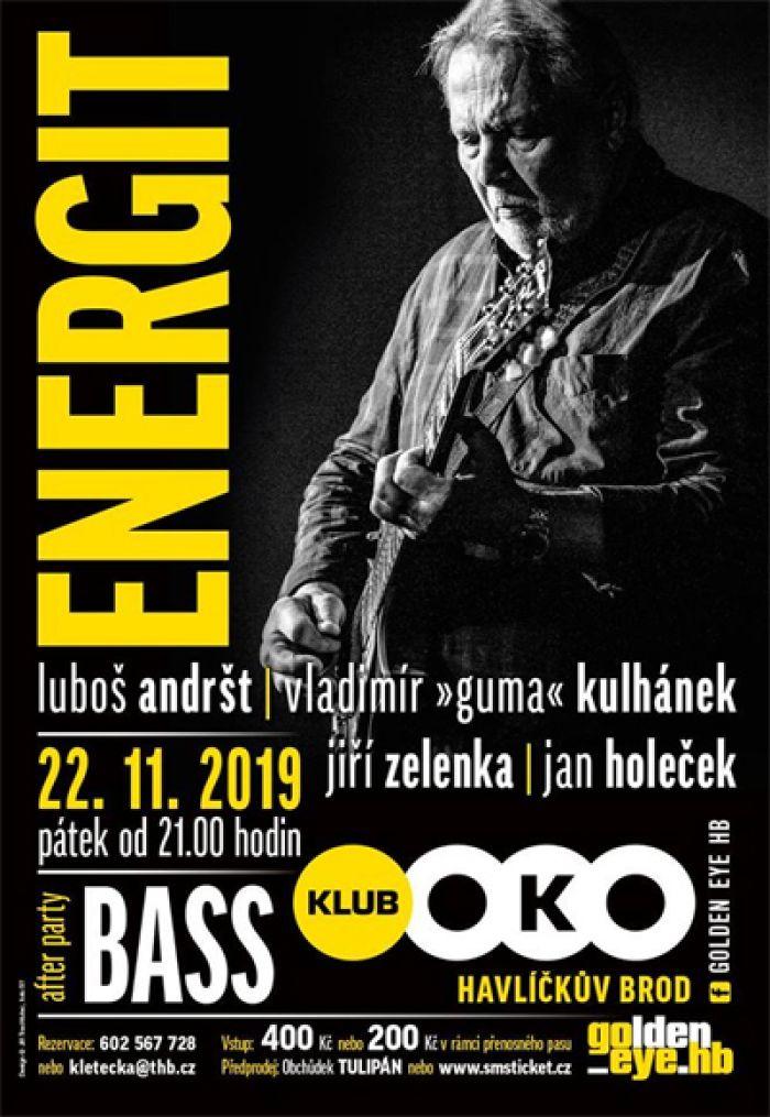 Energit / Bass - Koncert / Havlíčkův Brod