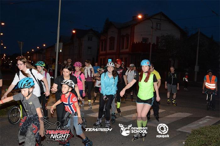 TEMPISH Night Skate Vol.2 - Olomouc