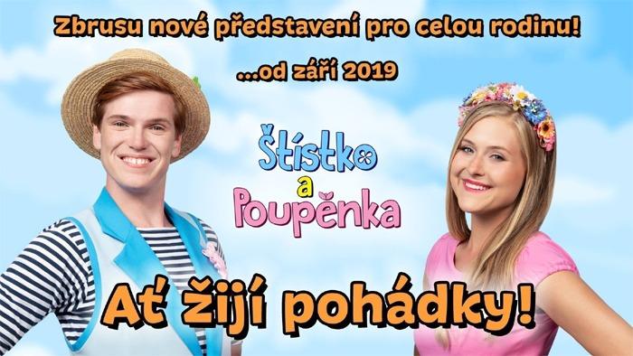 20.09.2019 - Ať žijí pohádky! - Pro děti / Čelákovice