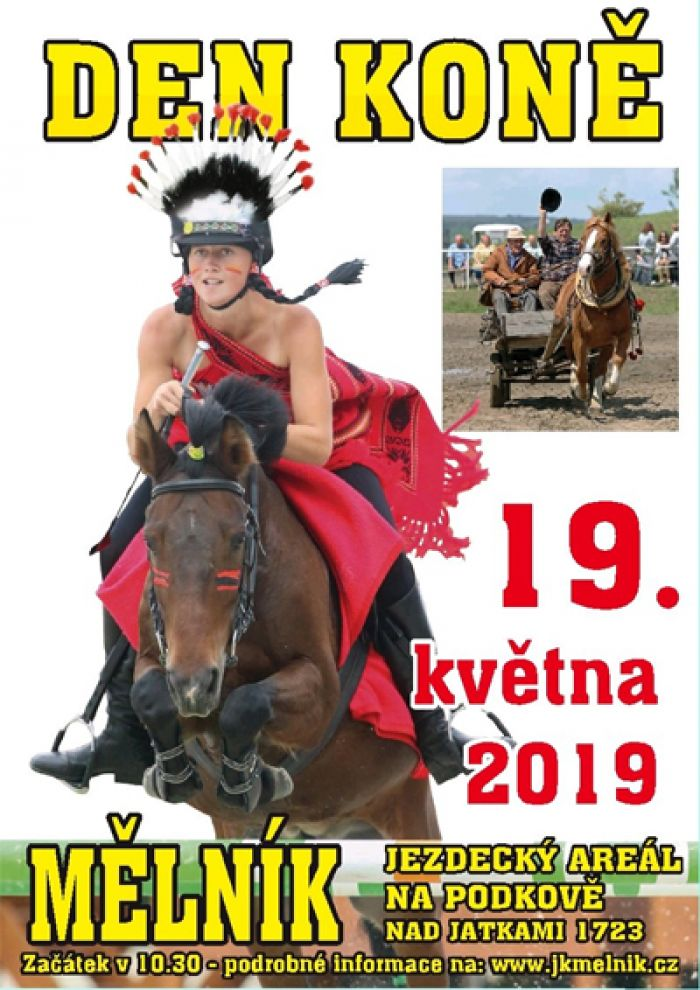 19.05.2019 - Den koně Mělník 2019