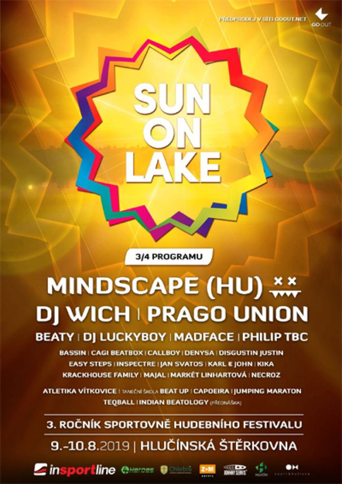 Sun on Lake 2019 - Hlučín