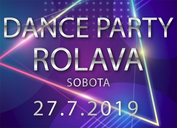 27.07.2019 - Dance party Rolava / Karlovy Vary