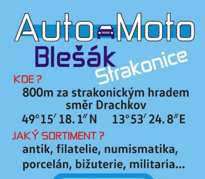 25.08.2019 - Auto - Moto burza Strakonice