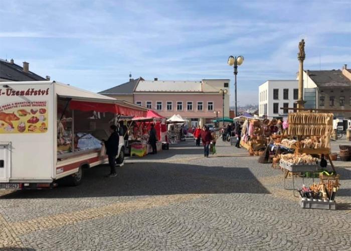 Farmářské trhy 2019 - Lanškroun