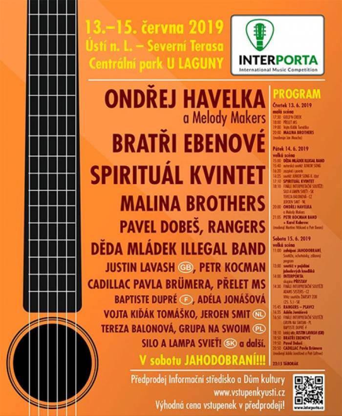 13.06.2019 - InterPorta 2019 - Ústí nad Labem