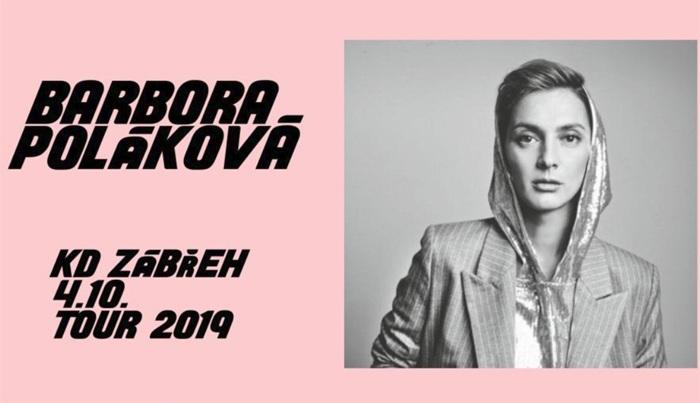 04.10.2019 - Barbora Poláková TOUR 2019 / Zábřeh