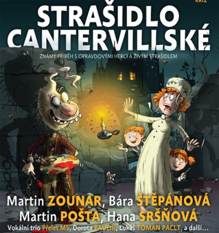 06.07.2019 - Strašidlo cantervillské - Divadlo / Náměšť nad Oslavou