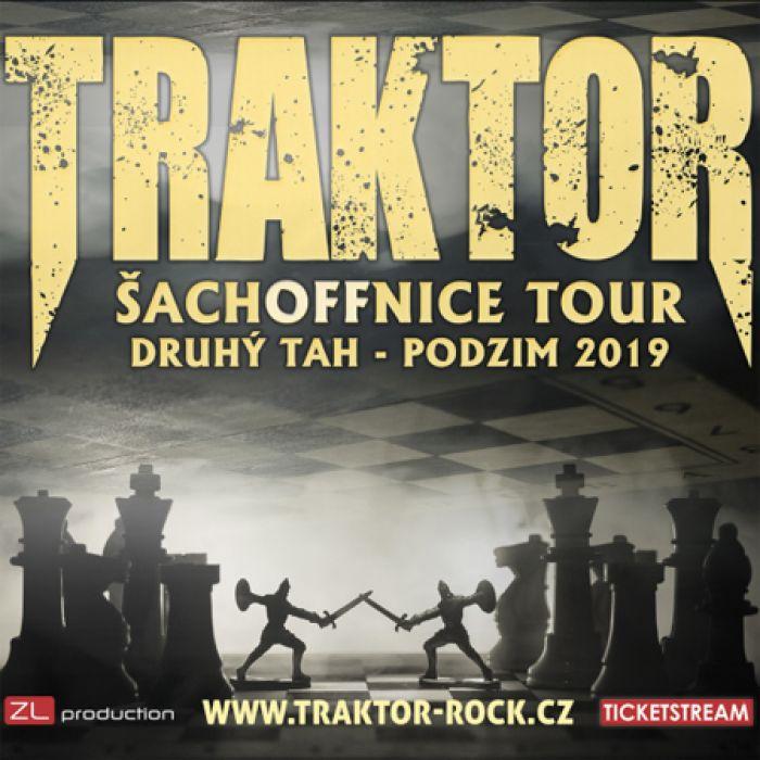 15.11.2019 - TRAKTOR: Šachoffnice tour 2019 - Tah II. / Jihlava